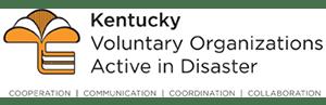 Kentucky Voluntary Organizations Active in Disaster logo